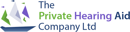 The Private Hearing Aid Company Logo